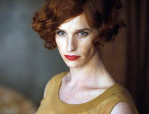 The Danish Girl will be discussed and screened at the library on Aug. 29.