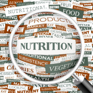 """Learn about nutrition (and to create """"word salads"""") in programs offered at the public library this week. (Studion1 123RF)"""