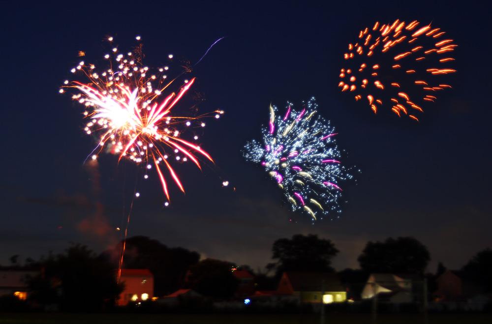 Fireworks Photo by Kimberyly Dijkstra