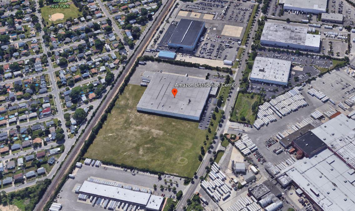 Amazon Distribution Center Long Island