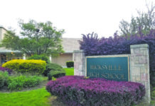 Hicksville BOE Honors Secondary Staff and Students